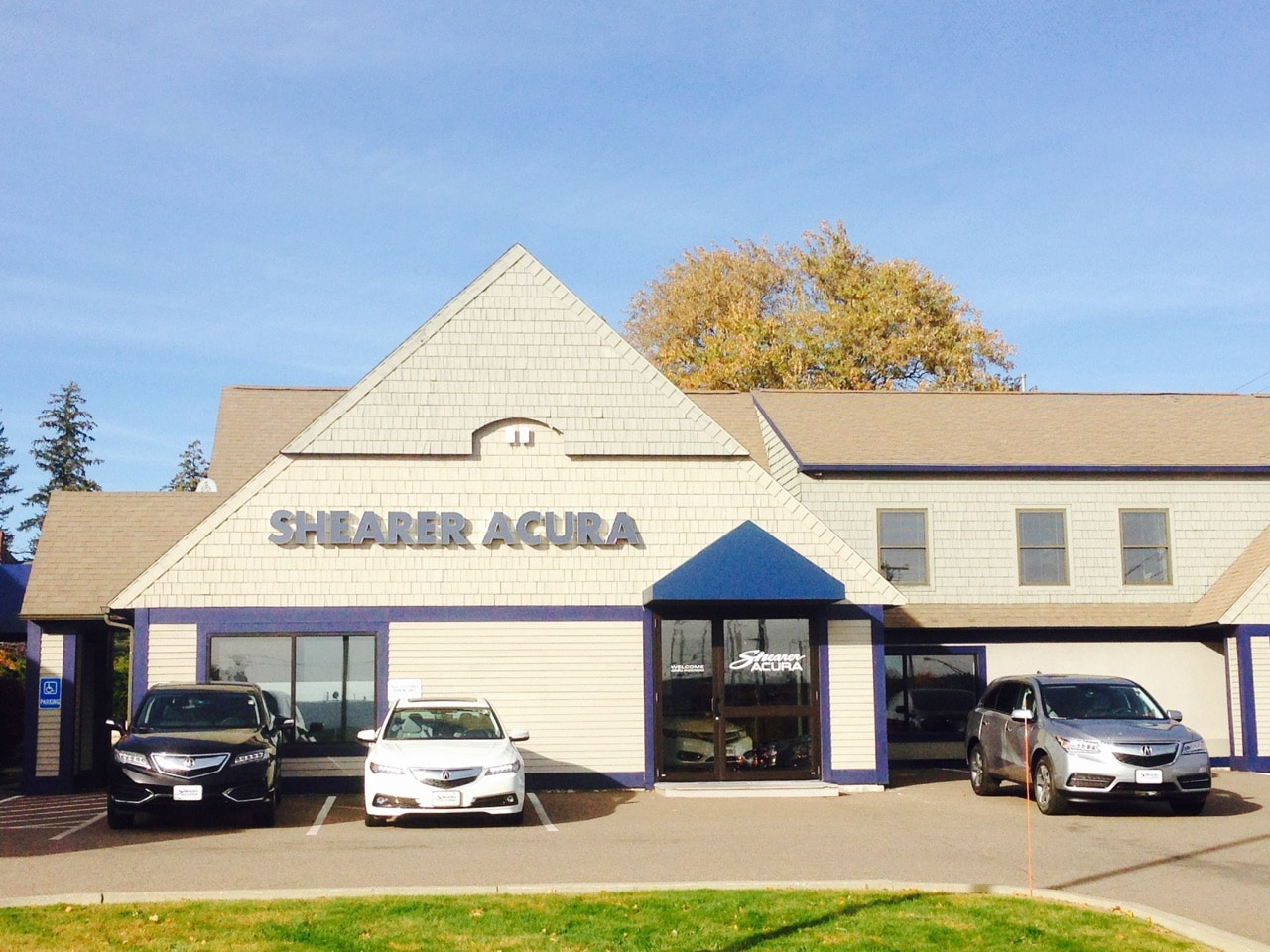 Learn About Shearer Acura Serving Burlington And Barre Vt