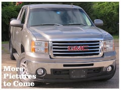 2009 GMC Sierra 1500 Truck Extended Cab