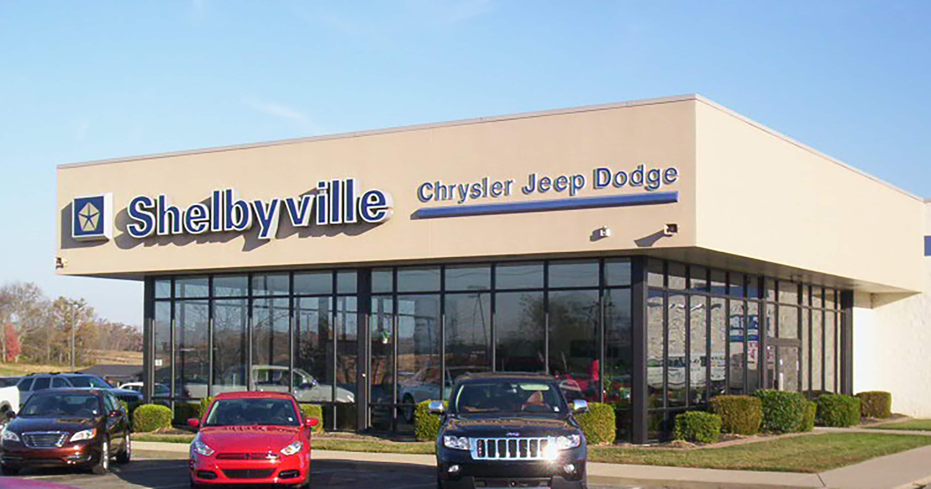 Shelbyville Chrysler Products Autos Post