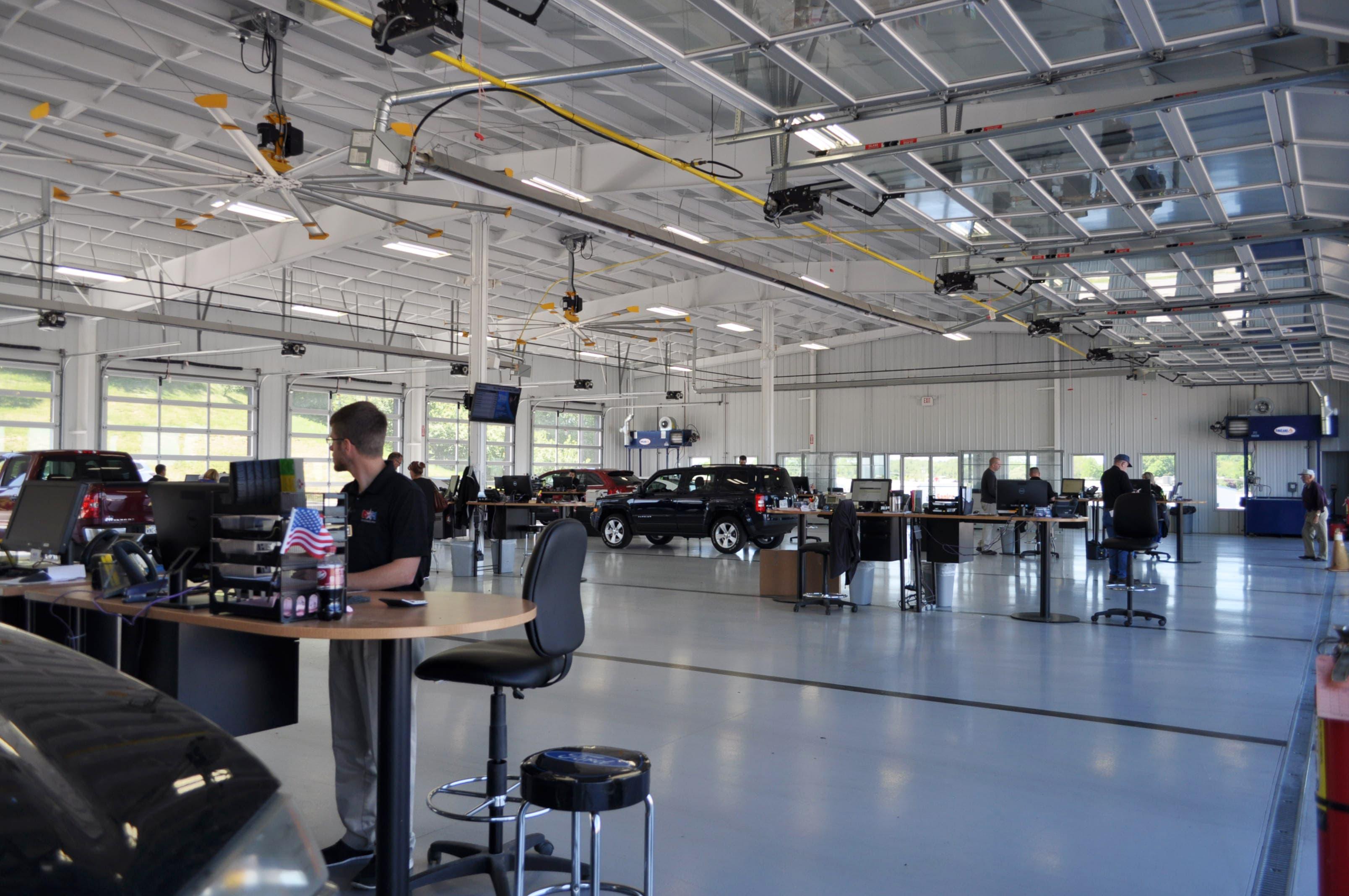 Subaru service center in christiansburg va for Shelor motor mile hours