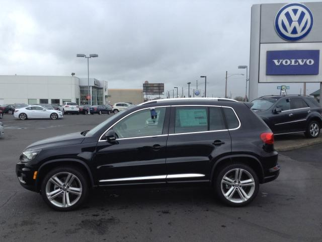 New 2015 Volkswagen Tiguan For Sale Eugene Or