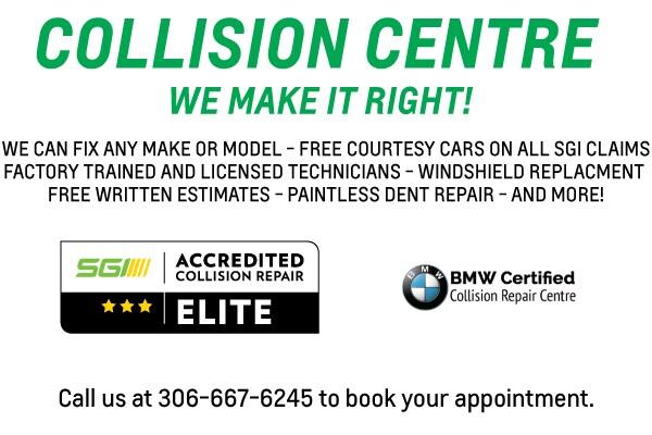 Sherwood Chev Saskatoon >> Auto Body Shop Saskatoon Collision Center Sherwood Chevrolet
