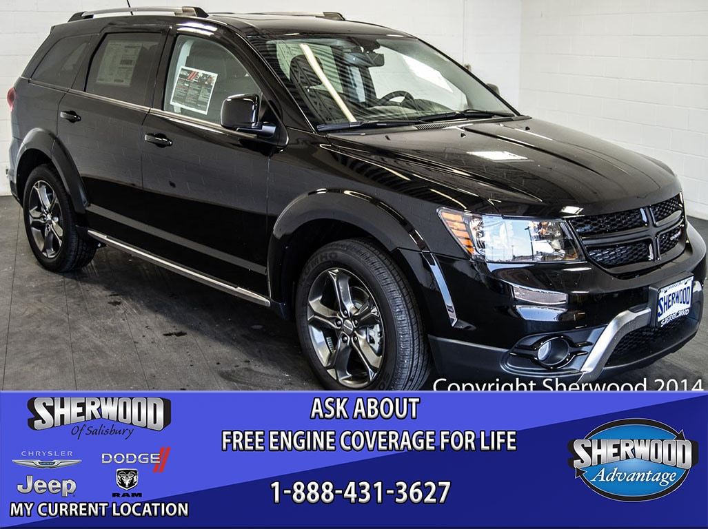 Used Dodge Journey Crossroad For Sale In Salisbury Md Vin