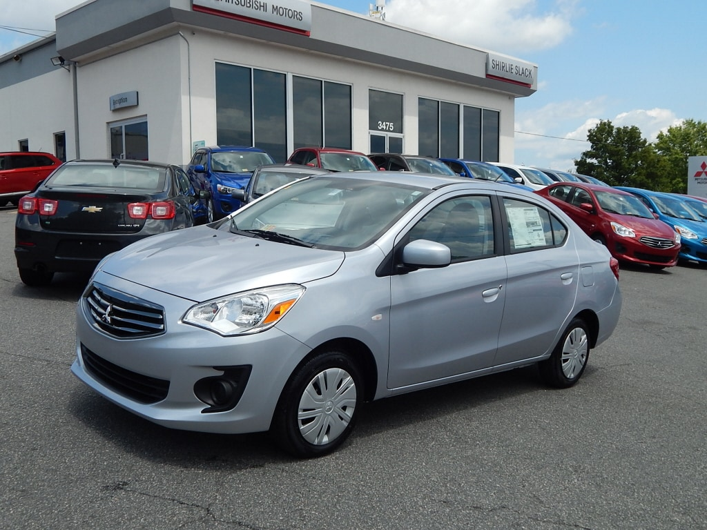 2017 Mitsubishi Mirage G4 ES Sedan