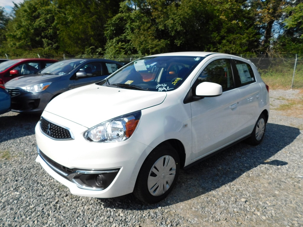 2018 Mitsubishi Mirage ES   10 miles VIN ML32A3HJ7JH001267 StockNo 12813N