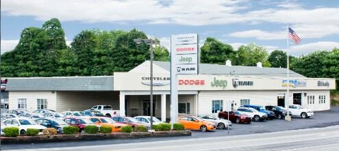 Shively motors new chrysler dealership in chambersburg for Shively motors chambersburg pa