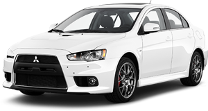 Mitsubishi Lancer Evolution in Denver from Shortline Mitsubishi