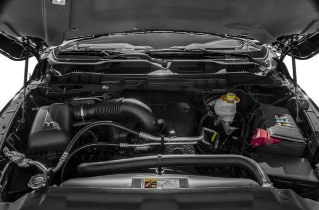 2017 Ram 1500 Engine Compartment