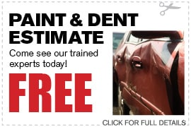 Paint & Dent Estimate