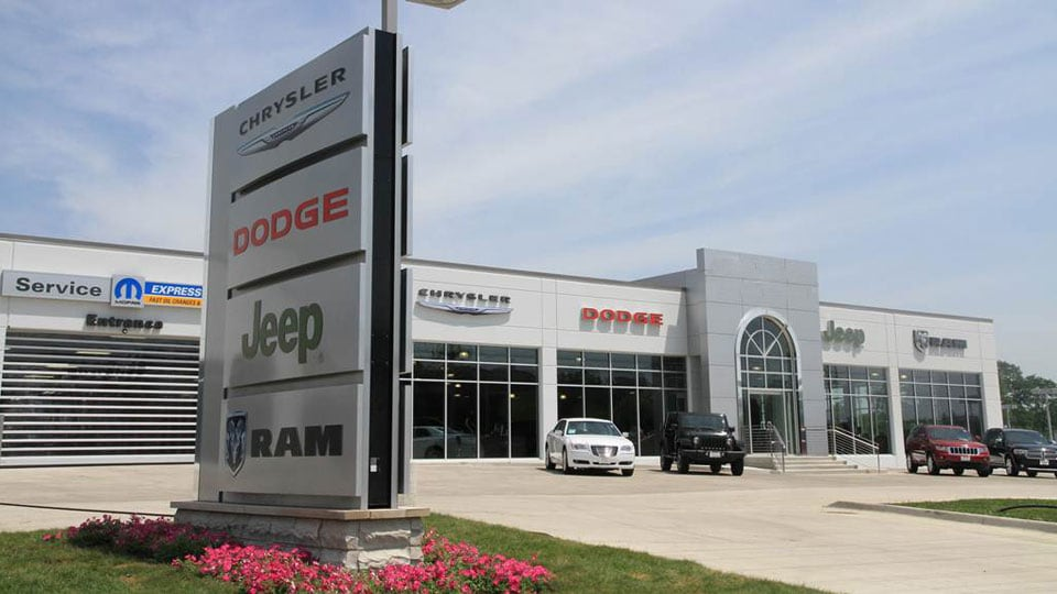Sierra Chrysler Dodge Jeep Ram Mopar Service and Parts in Monrovia CA