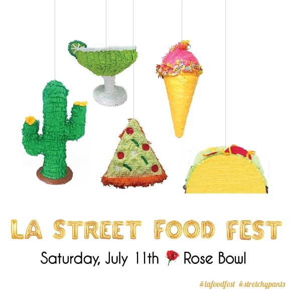 Flyer for LA Street Food Fest class=