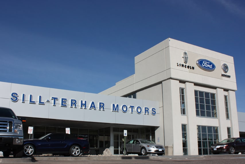 about sill terhar motors inc a ford dealership in