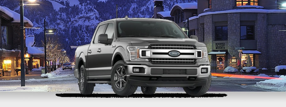 2018 Ford F-150 Special Offer