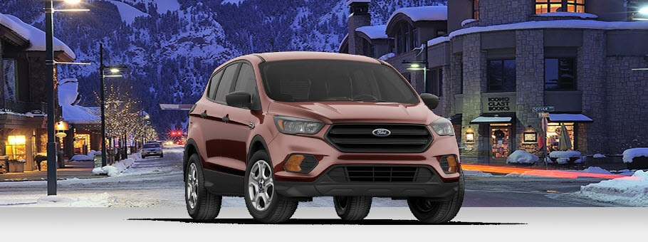 2018 Ford Escape Special Offer