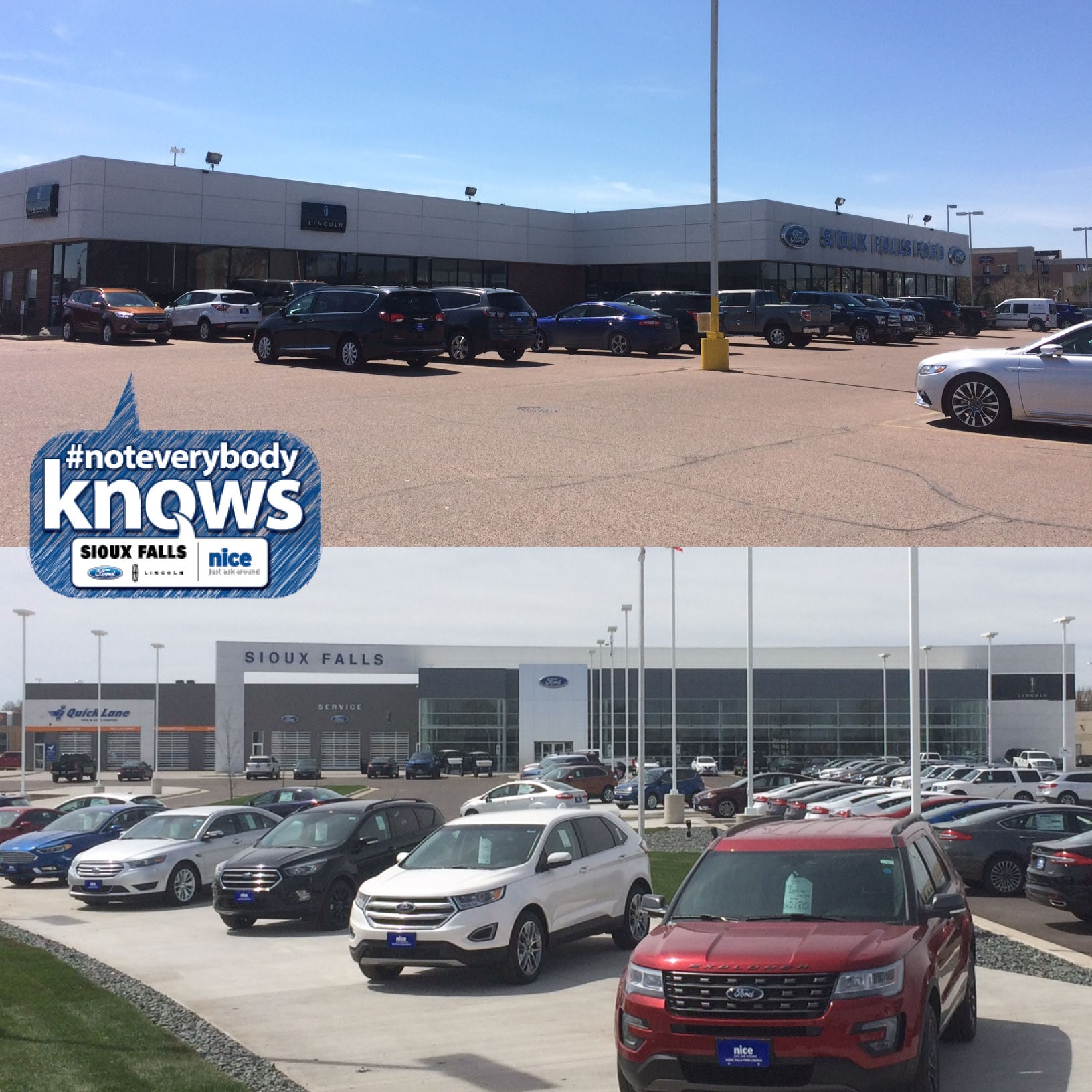 Sioux falls ford lincoln car dealership in sioux falls sd for Billion motors sioux falls south dakota