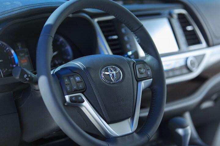 Orlando Toyota Highlander