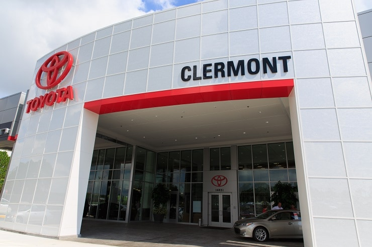 New Toyota of Clermont