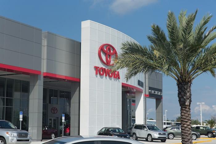Orlando Toyota dealers