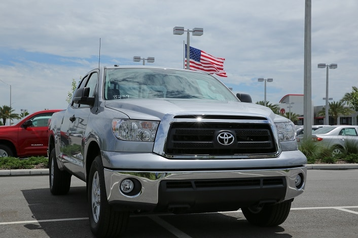 Orlando Toyota Tundra for sale