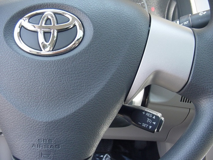 New Toyota technology