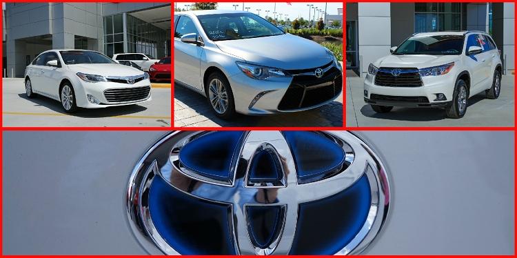 Orlando Toyota hybrids