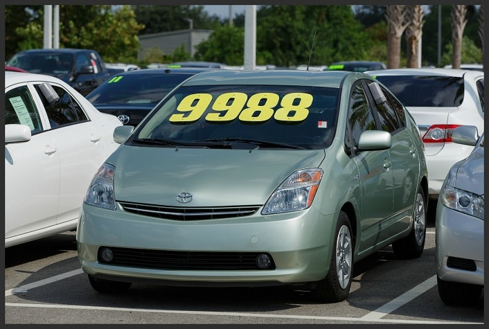 Used Toyota in Orlando