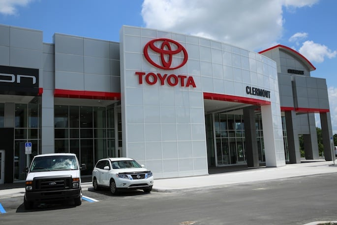 Toyota for sale near Orlando