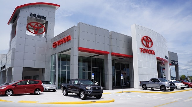 Toyota of Orlando
