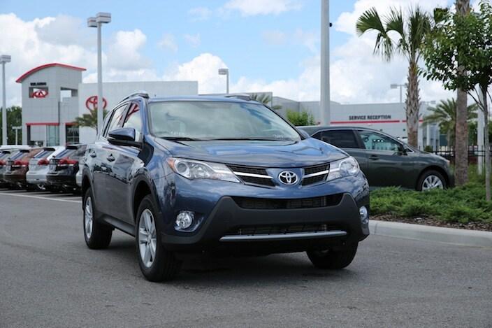 Orlando Toyota RAV4 for sale
