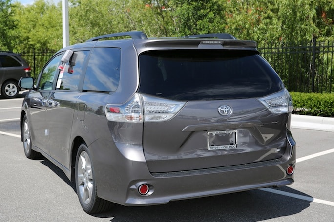 2014 toyota sienna info new toyota for sale in orlando. Black Bedroom Furniture Sets. Home Design Ideas