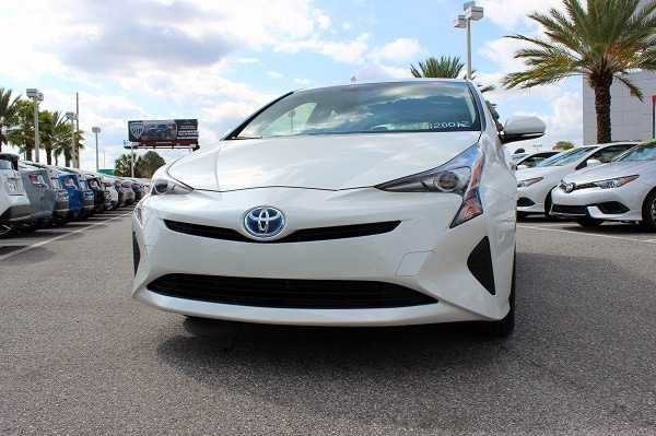 2017 Toyota Prius for sale