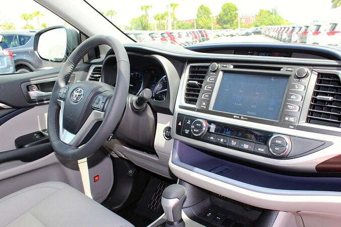 Toyota SUV for sale