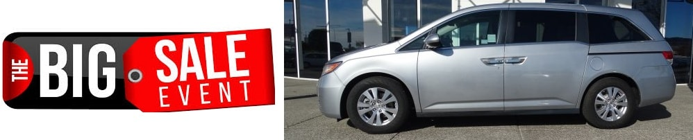 Used honda odyssey for sale oakland hayward alameda bay for Used honda odyssey for sale near me