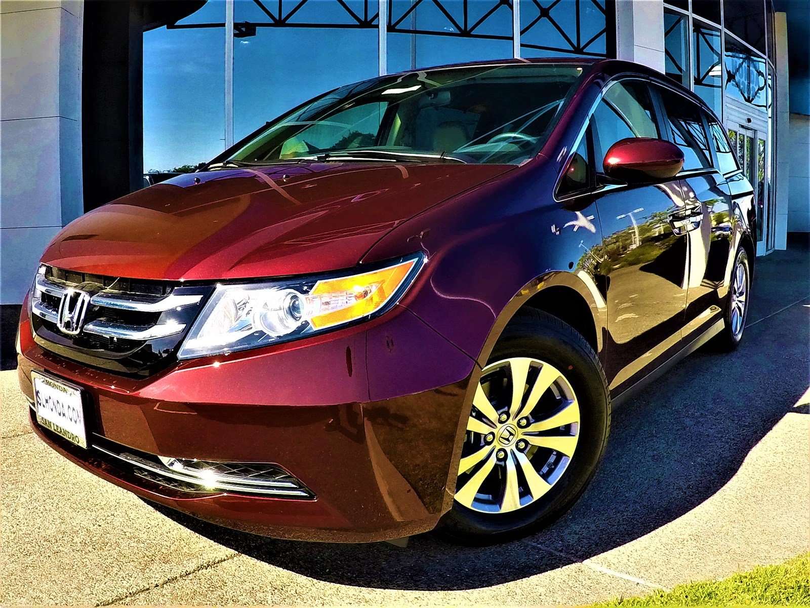 Honda odyssey sales event with price deals oakland hayward for Honda dealership bay area
