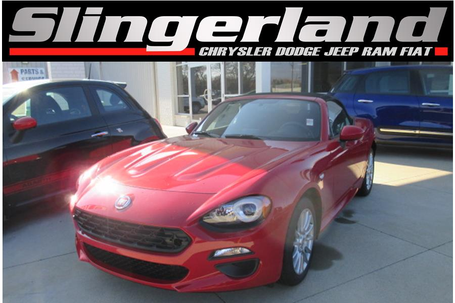 2018 FIAT 124 Spider Classica Looking for a new car at an affordable price What a great deal on t