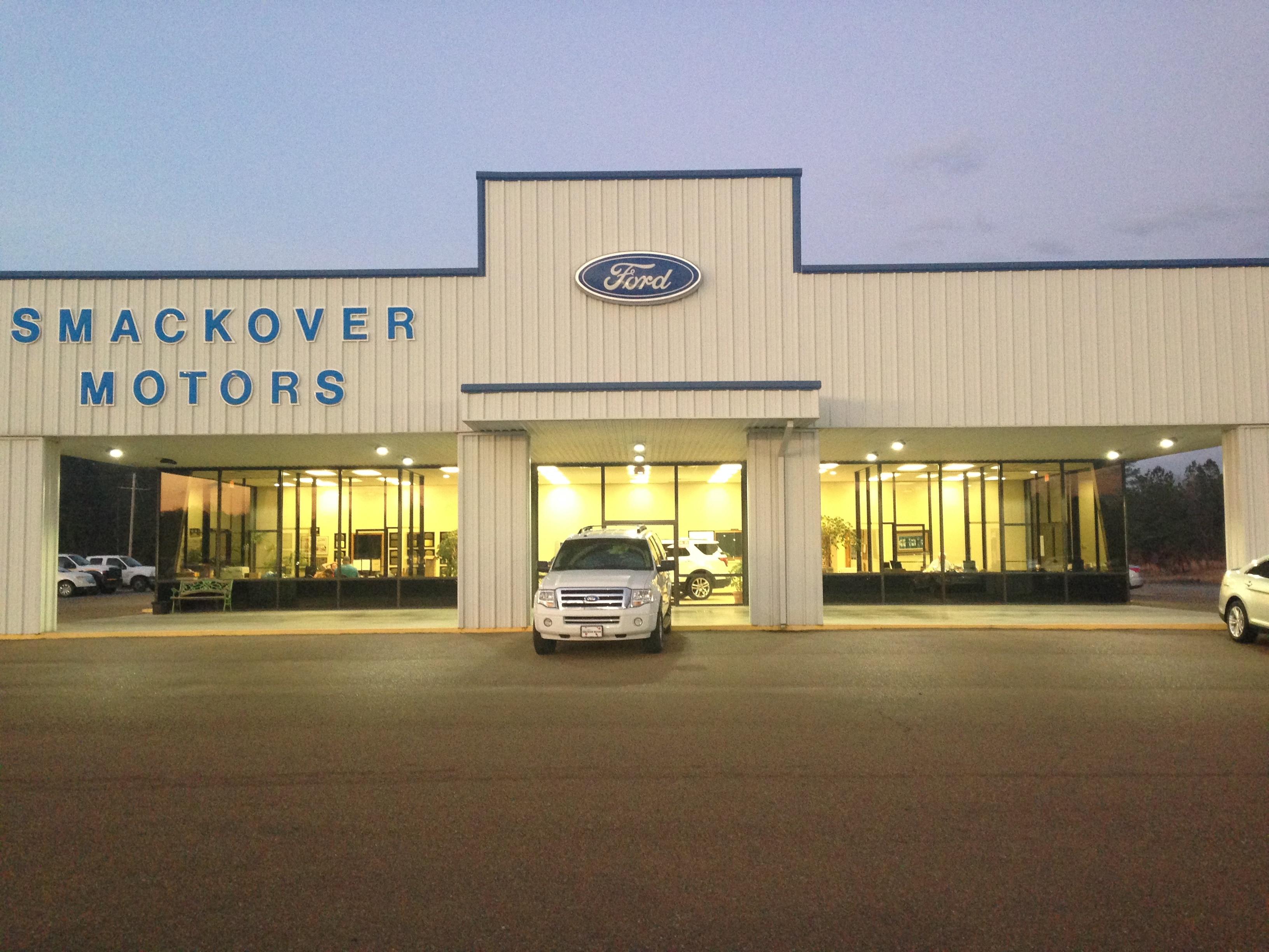 Smackover Motors Ford Dealership In Smackover Ar