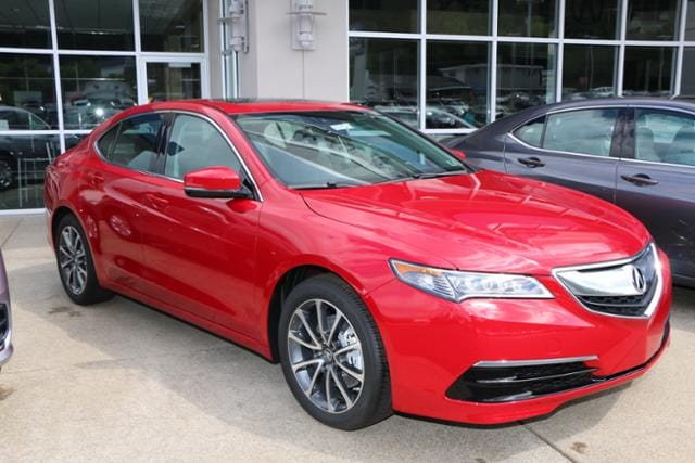 2017 Acura TLX 3.5 V-6 9-AT SH-AWD with Technology Package Sedan V-6