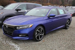 2018 Honda Accord Sport Sedan I-4 cyl