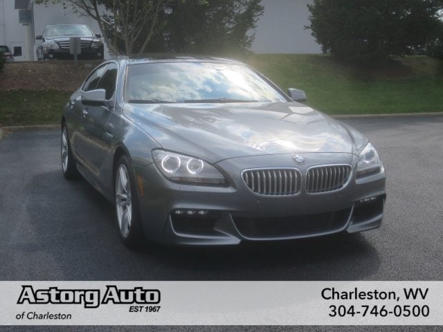 2013 BMW 6 Series 650i xDrive Sedan