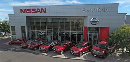 Smolich Nissan