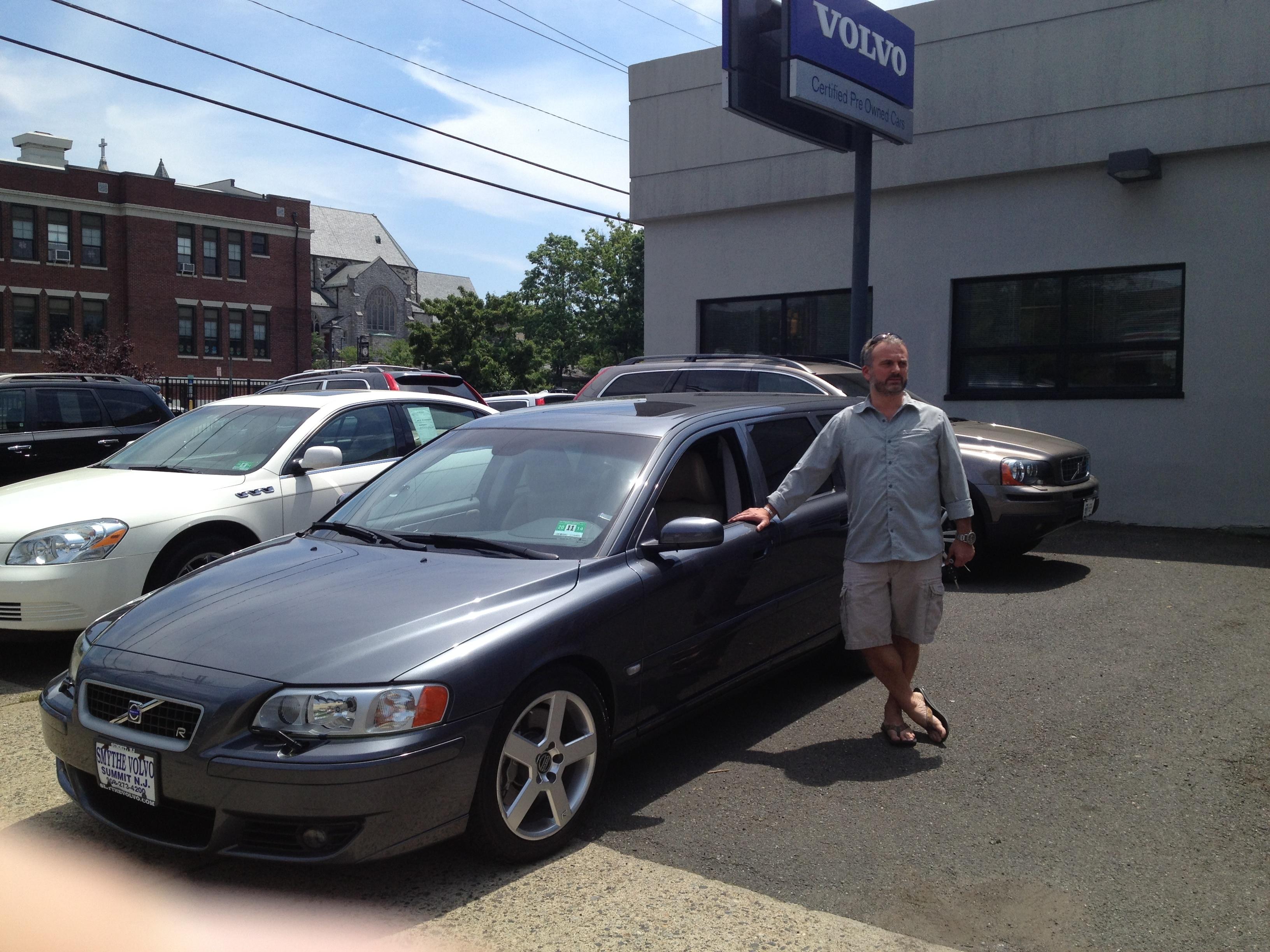 Out Of State Volvo Delivery | SmytheVolvo.com