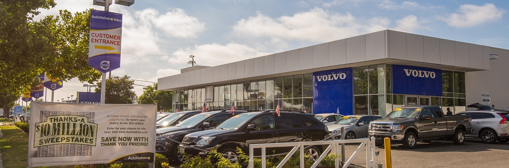Volvo Cars San Jose Dealership
