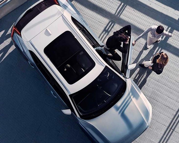 Volvo On Call Car Sharing