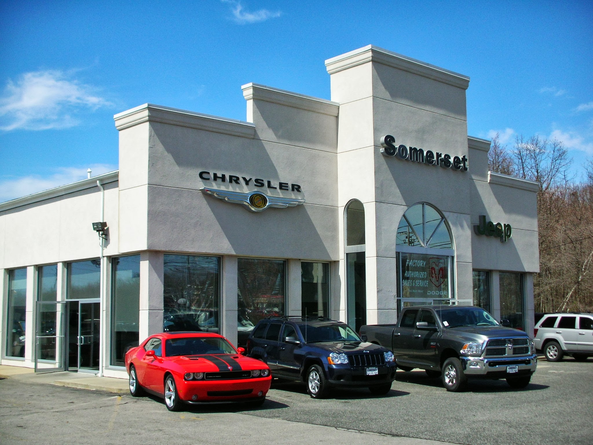 somerset chrysler jeep dodge ram new and used car dealer near new. Cars Review. Best American Auto & Cars Review