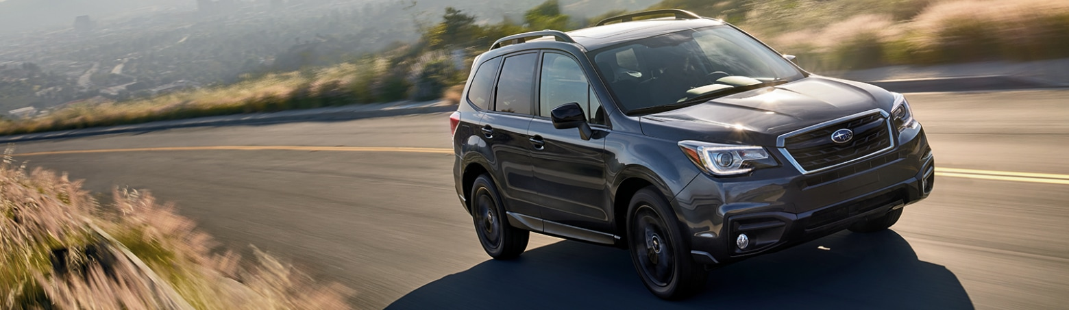 2018 Subaru Forester for sale in Somerset, MA