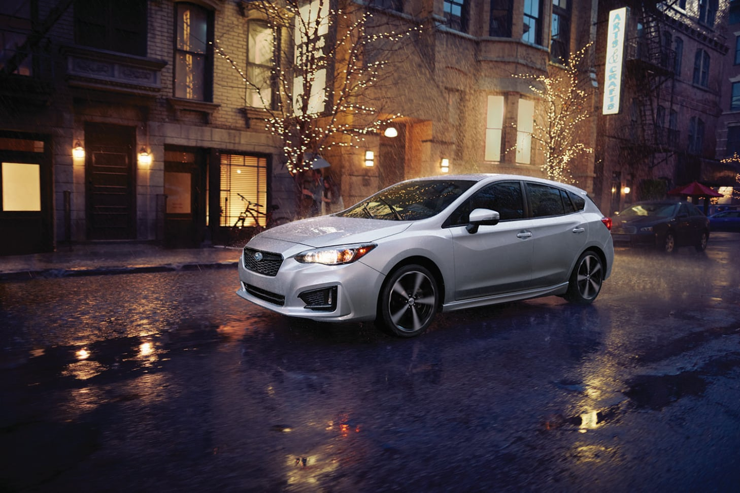 2017 Subaru Impreza Hatchback for sale in Somerset, MA