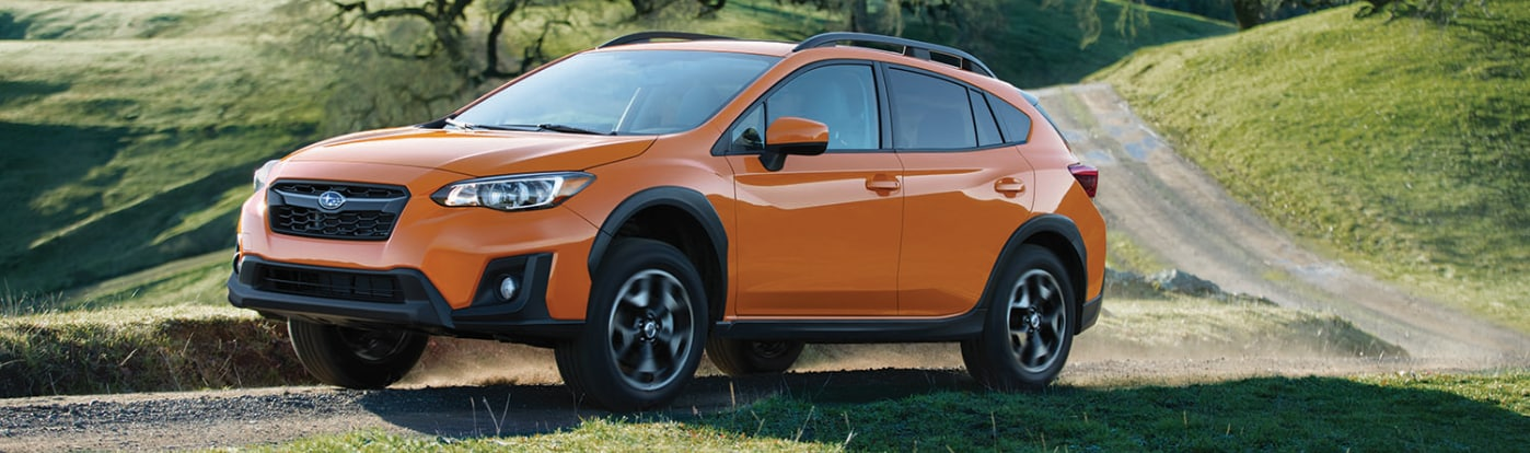 2018 Subaru Crosstrek Crossover for sale in Somerset, MA