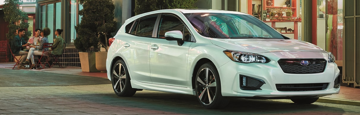 2017 Subaru Impreza Leases and Financing Available