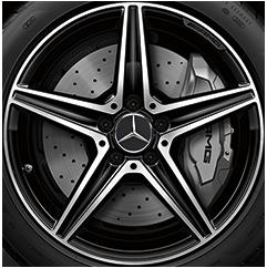 Mercedes Rim