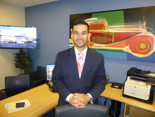 Meet the general manager sean fortier for Mercedes benz of calabasas